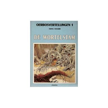 Oerbosvertellingen setje Deel 1 t/m 3 1e drukken 1991-1998