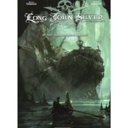 Long John Silver 03 HC Het smaragdgroene labyrint