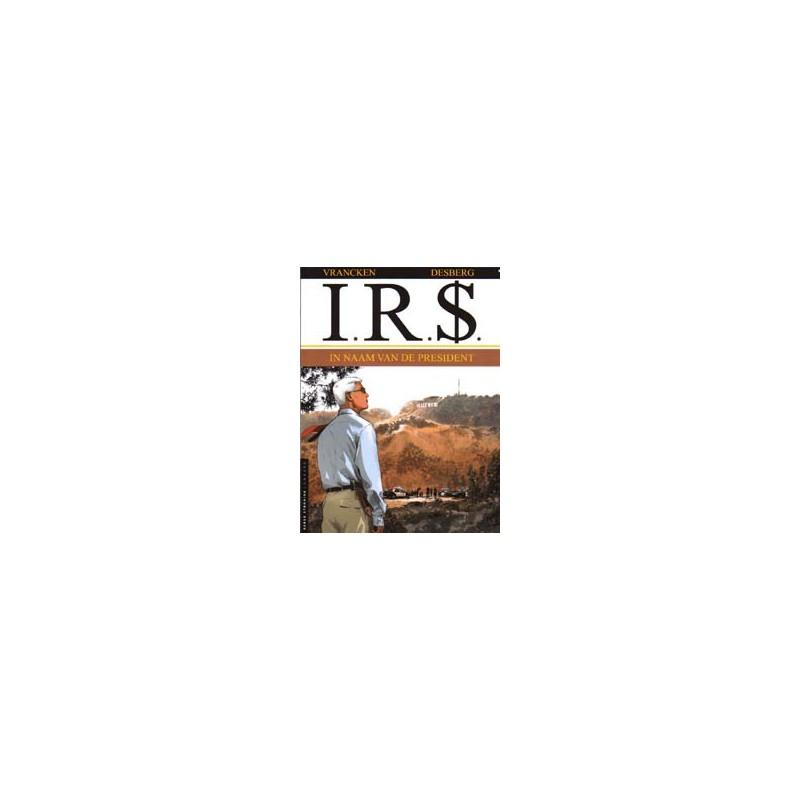 IRS  12 In naam van de president