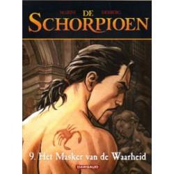 Schorpioen 09 Het masker van de waarheid