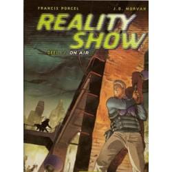 Reality show setje<br>Deel 1 & 2<br>1e drukken 2003-2004