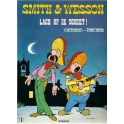 Smith & Wesson setje<br>Deel 1 & 2<br>1e drukken 1989-1990