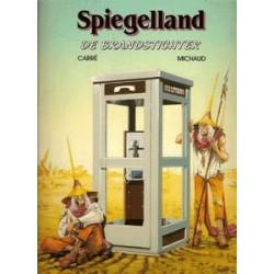 Spiegelland setje<br>Deel 1 t/m 3<br>1e drukken 1992-1993