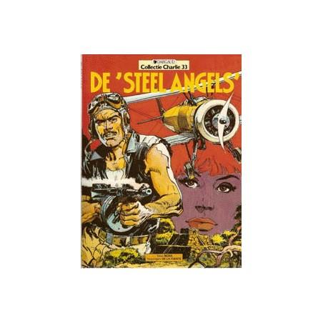 Steel Angels setje Deel 1 t/m 4 1e drukken 1989-1990