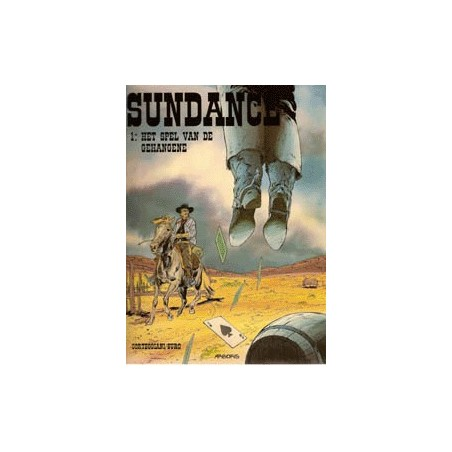 Sundance setje deel 1 t/m 4 1e drukken 1996-1999