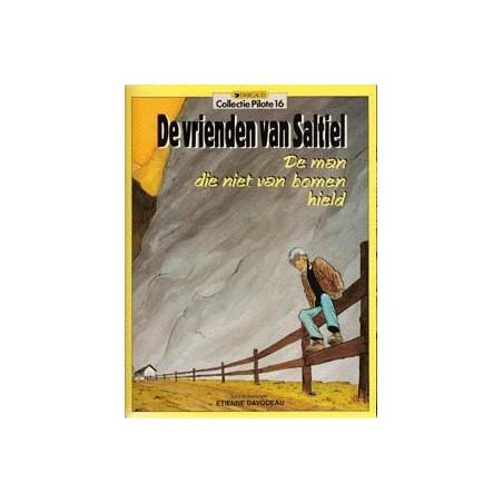 Vrienden van Saltiel set Deel 1 t/m 3 1e drukken 1992-1994