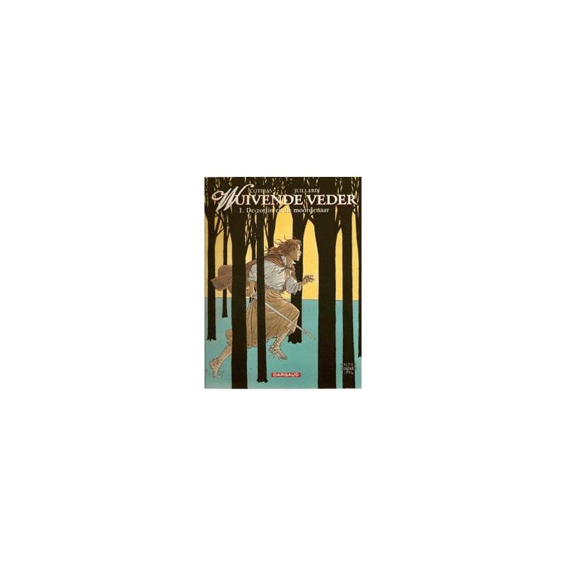 Wuivende veder setje Deel 1 t/m 4 1e drukken 1995-2002