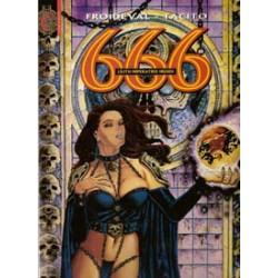 666 04<br>Lilith imperatrix mundi<br>1e druk 1999