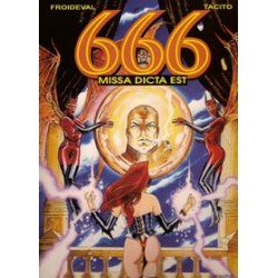 666 06<br>Missa dicta est