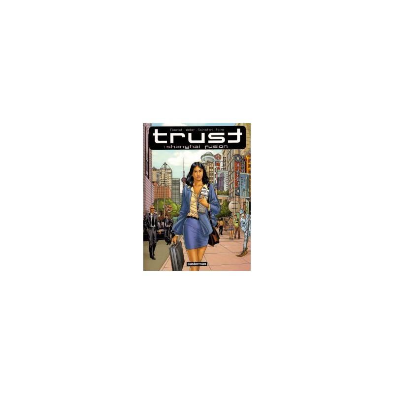 Trust 01 - Shanghai fusion