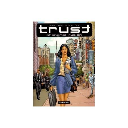 Trust 01 Shanghai fusion 1e druk 2007