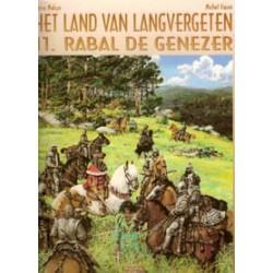 Land van langvergeten 11<br>Rabal de genezer