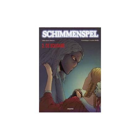 Schimmenspel  02 De solitaire