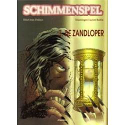 Schimmenspel 03<br>De zandloper