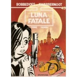 Robbedoes 45 Luna Fatale