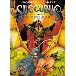 Succubus A01 Het schepsel uit de hel