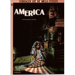 Verhalen uit de Mega-steden 01<br>America