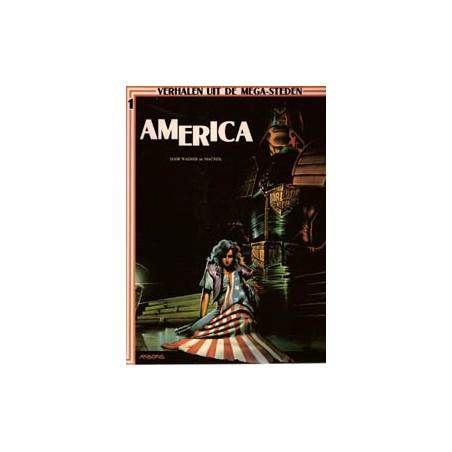 Verhalen uit de Mega-steden  01 America