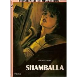 Verhalen uit de Mega-steden 02<br>Shamballa