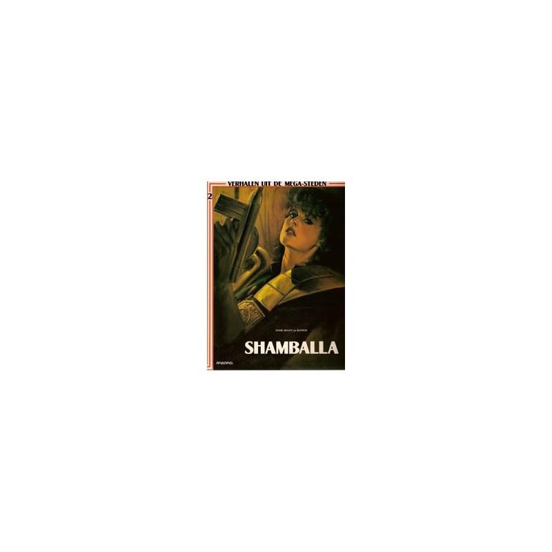 Verhalen uit de Mega-steden  02 Shamballa
