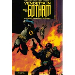 Verhalen uit de Mega-steden 05<br>Vendetta in Gotham