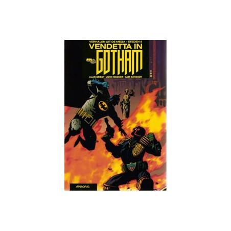 Verhalen uit de Mega-steden  05 Vendetta in Gotham