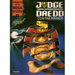 Verhalen uit de Mega-steden 07<br>Dredd contra Raider
