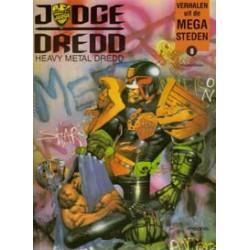 Verhalen uit de Mega-steden 08<br>Heavy metal Dredd