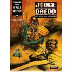 Verhalen uit de Mega-steden 11<br>Het boek van de doden