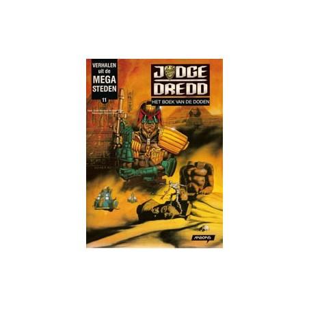 Verhalen uit de Mega-steden  11 Het boek van de doden