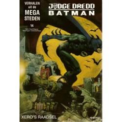 Verhalen uit de Mega-steden 14<br>Judge Dredd/Batman 1