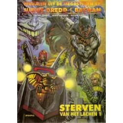 Verhalen uit de Mega-steden 17<br>Judge Dredd/Batman 2