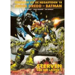 Verhalen uit de Mega-steden 18<br>Judge Dredd/Batman 3