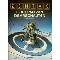 Zentak 01<br>Het pad van de argonauten