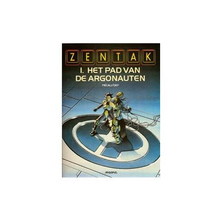 Zentak 01 Het pad van de argonauten