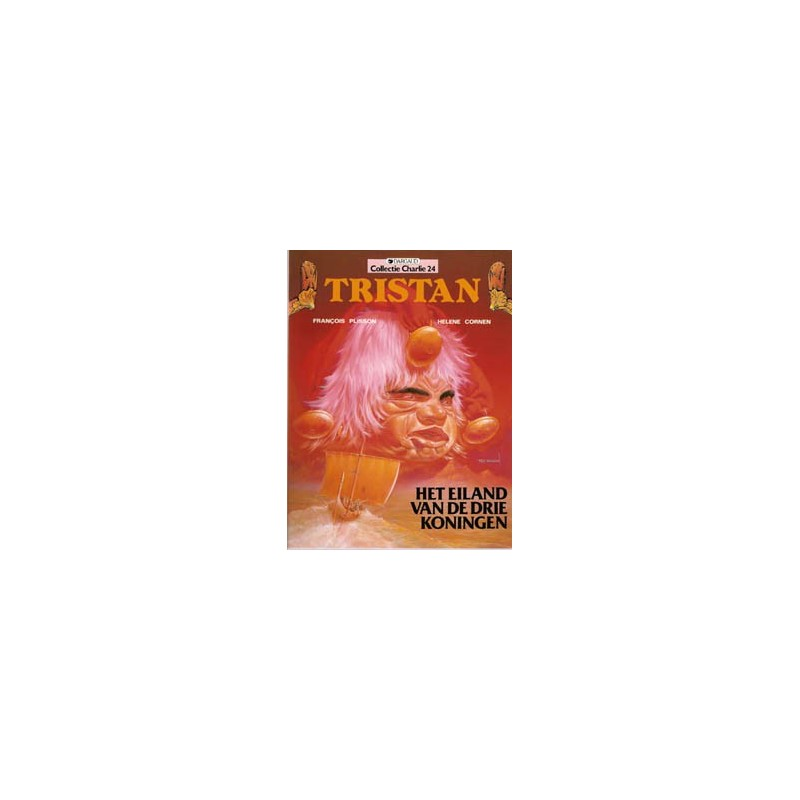 Collectie Charlie 24 Tristan 2 1e druk 1988