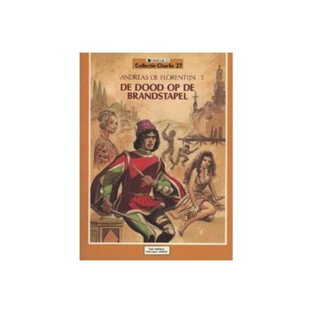 Collectie Charlie 27 Andreas de Florentijn 1 1e druk 1989