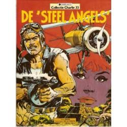 Collectie Charlie 33 De Steel angels 1 1e druk 1989