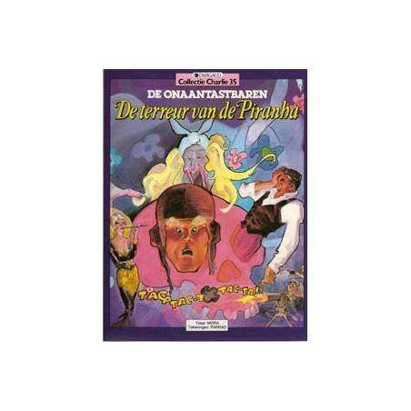 Collectie Charlie 35 De Onaantastbaren 5 1e druk 1989