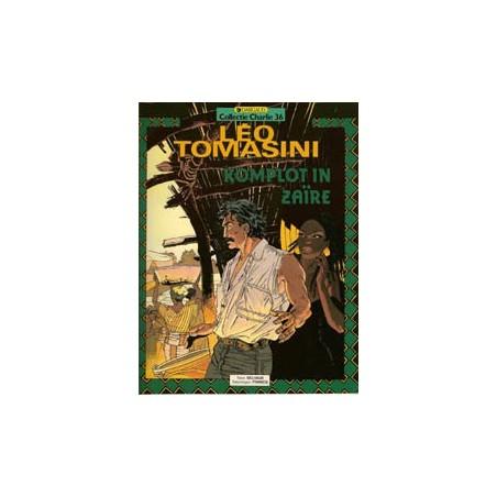 Collectie Charlie 36 Leo Tomasini 2 Komplot in Zaire