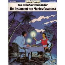 Collectie Charlie 43 Condor 4 ..Marius Casanova 1e druk