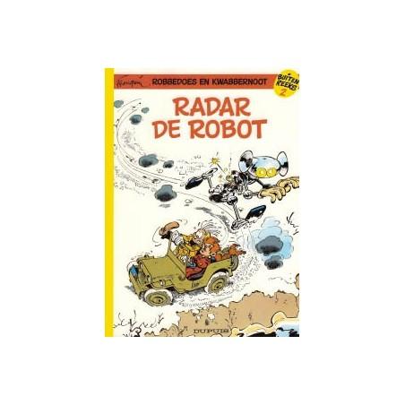 Robbedoes Buitenreeks 02<br>Radar de robot