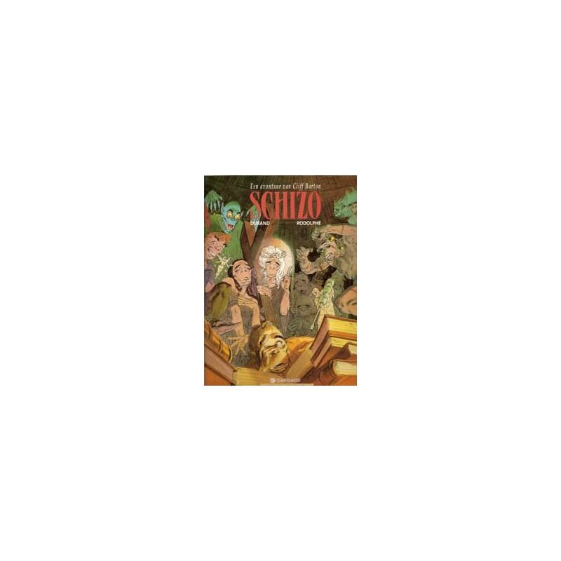 Collectie Charlie Plus 10 Cliff Burton 6 Schizo 1e druk