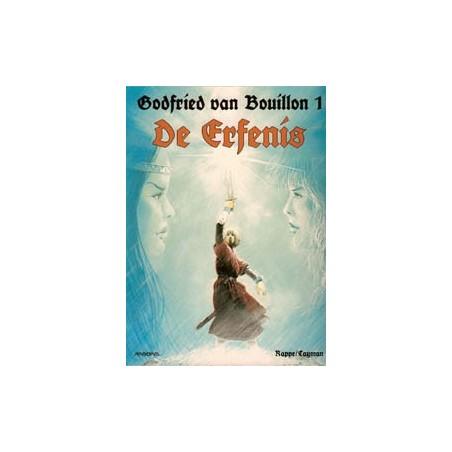 Godfried van Bouillon 01 De erfenis 1e druk 1995