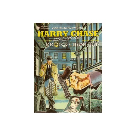 Harry Chase 01 Drugs & chantage 1e druk 1981