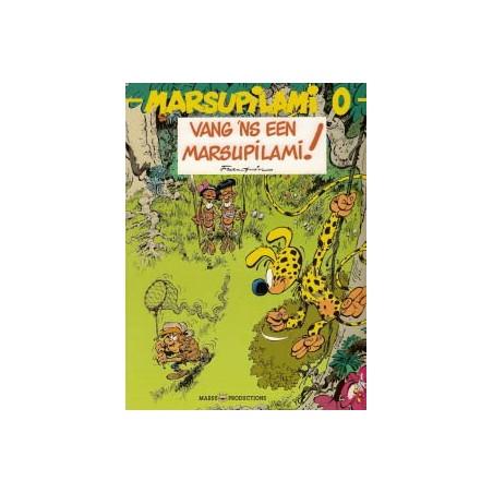 Marsupilami  00 Vang 'ns een Marsupilami!