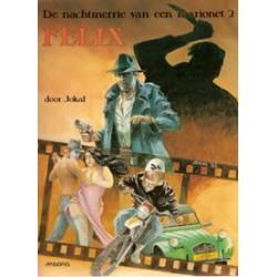 Nachtmerrie van een marionet 02 SC<br>Felix<br>1e druk 1992