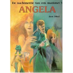 Nachtmerrie van een marionet 03 SC<br>Angela<br>1e druk 1995