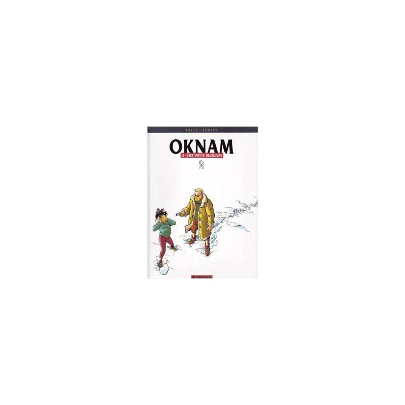 Oknam 03 Het witte requiem 1e druk 1995