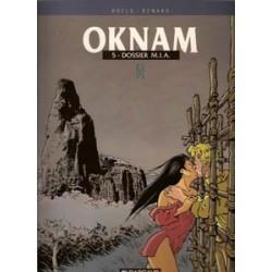 Oknam 05<br>Dossier M.I.A.<br>1e druk 1997